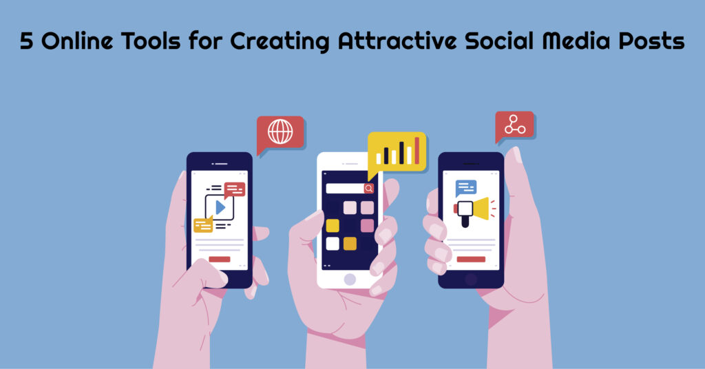 Free Tools for Social Media Post